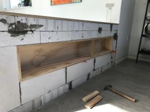 Køkken / Stue