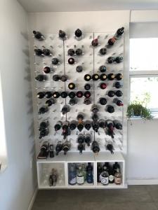 Vin væg